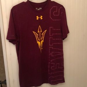 Men's Arizona sun devil shirt